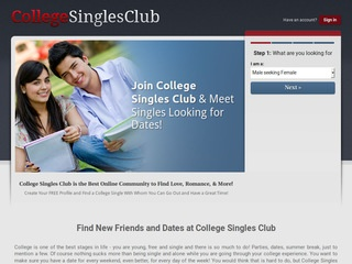 Good online hookup sites for college students
